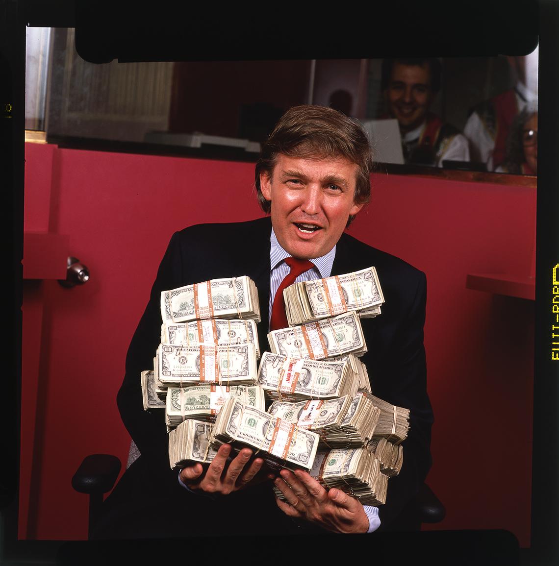 item 15 of Gallery image - 1990 Donald Trump