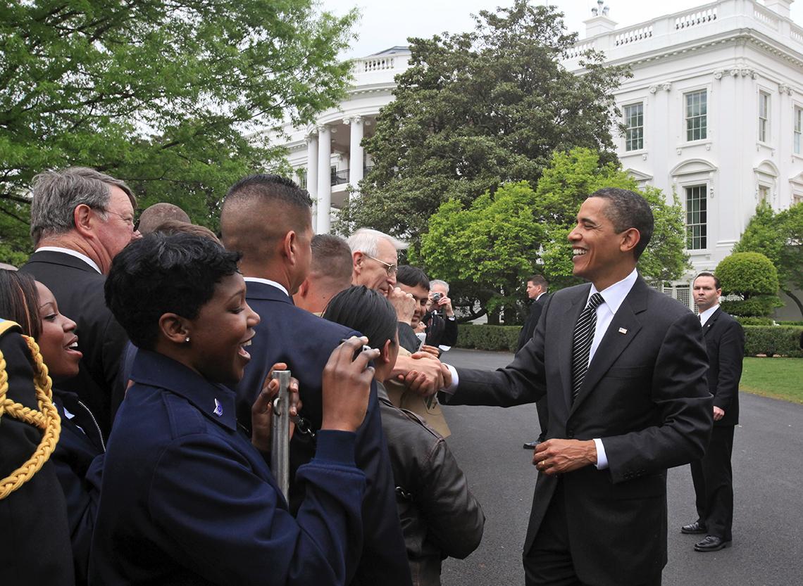item 17 of Gallery image - 2009 Barack Obama