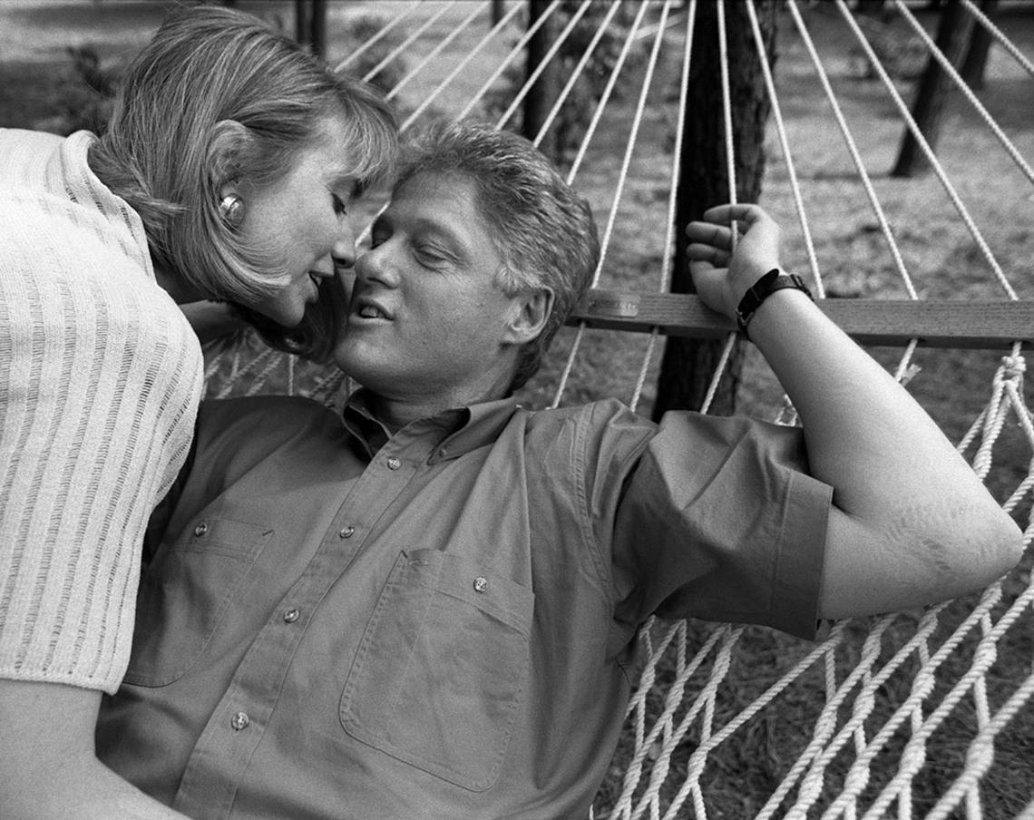 item 13 of Gallery image - 1992 The Clintons