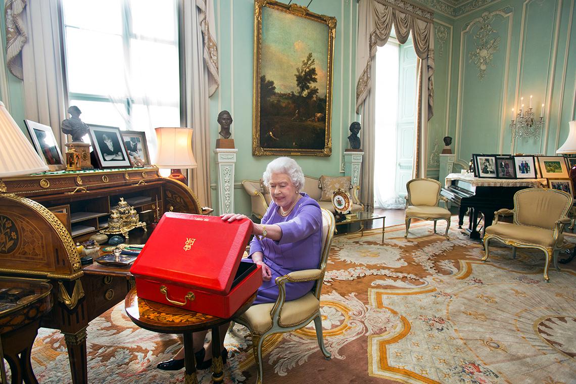 item 18 of Gallery image - 2014 The Queen