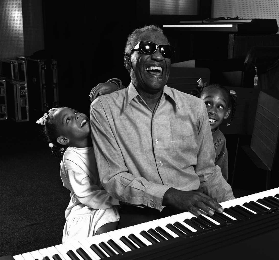 item 12 of Gallery image - 1991 Ray Charles