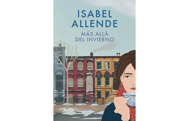 Portada del libro 'Más allá del invierno´ de Isabel Allende