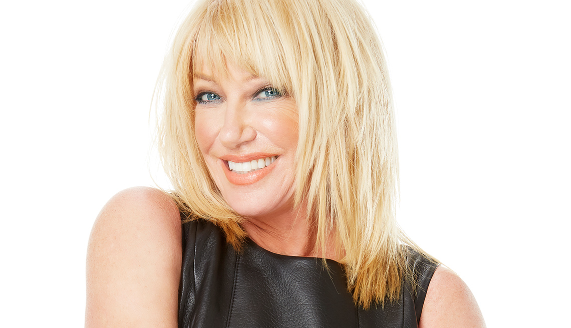 love lessons from suzanne somers