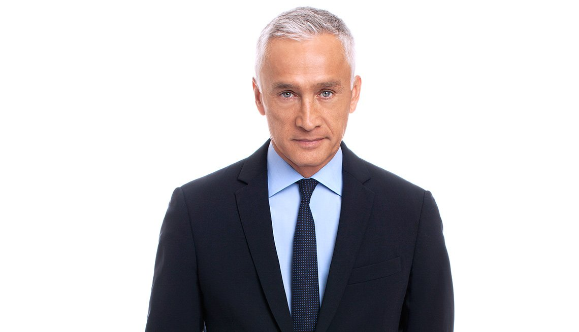Jorge Ramos presentador Noticiero Univision