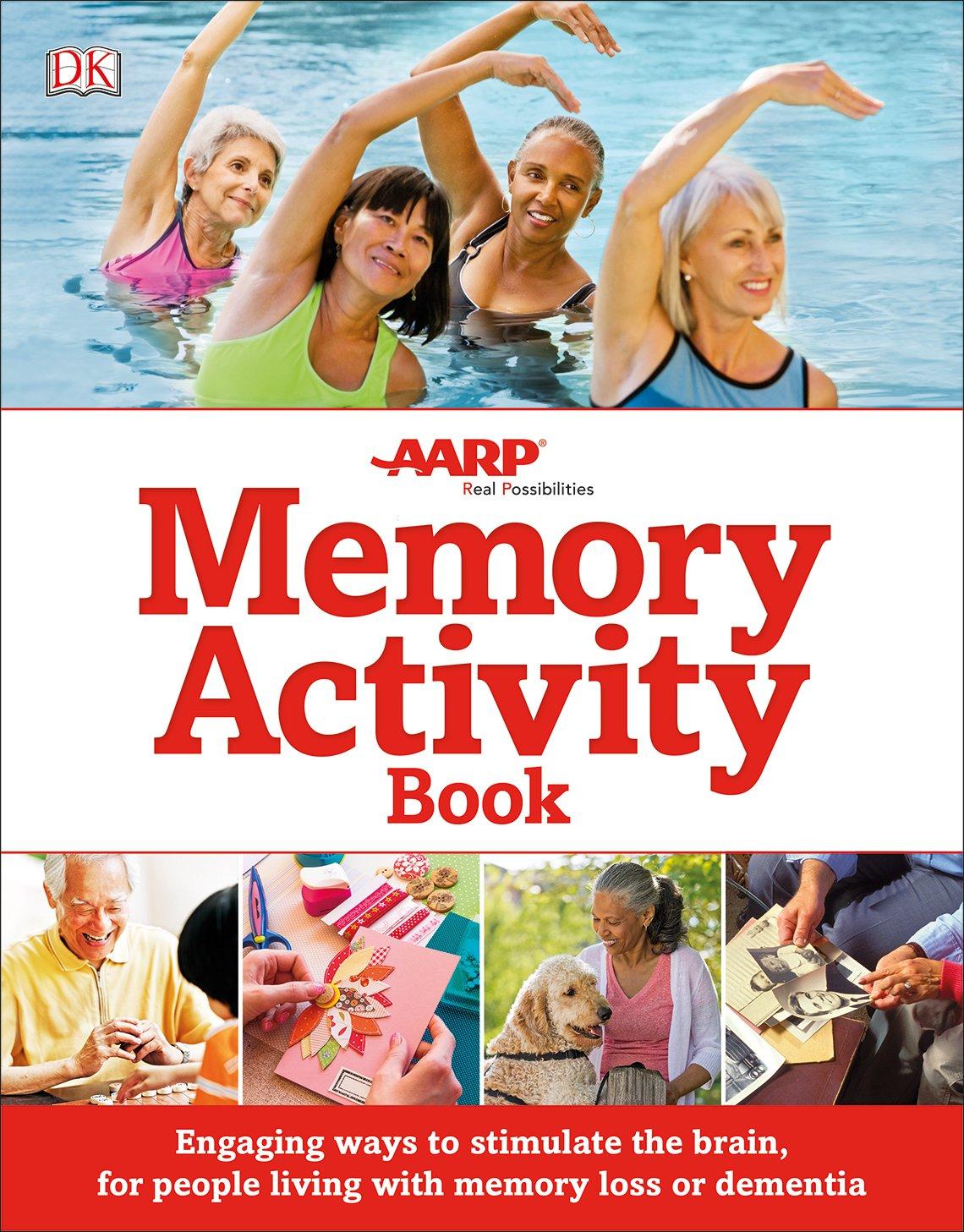 A-A-R-P memory  activity book