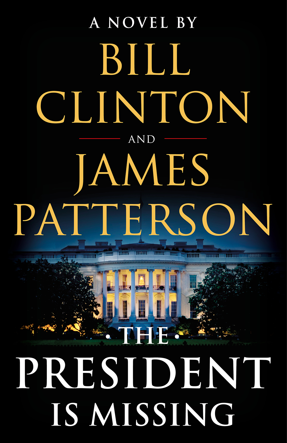 Portada del libro The President Is Missing