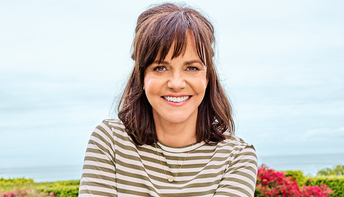 Sally Field in Malibu