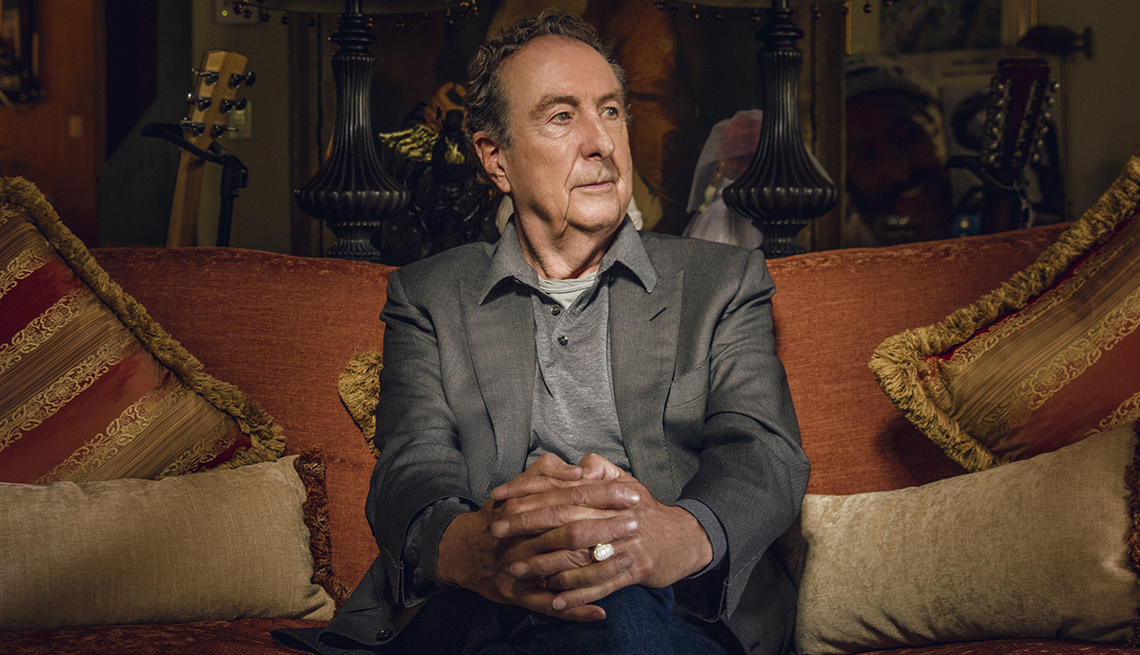 Monty Python Comic Eric Idle Releases New Book