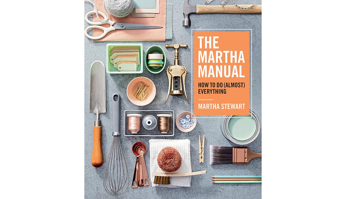 Portada del libro de The Martha Manual