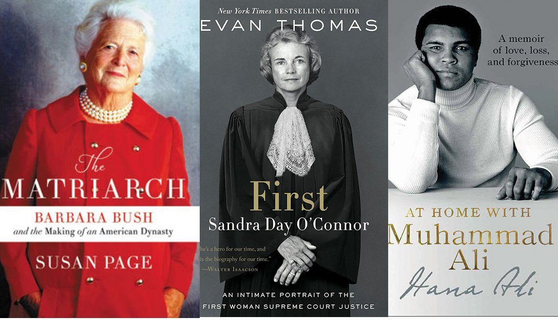 The Matriarch, First and At First With Ali book covers