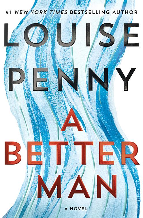 A Better Man book cover