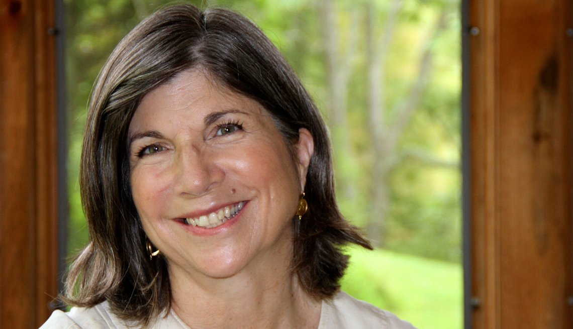 Anna Quindlen, author of Nanaville