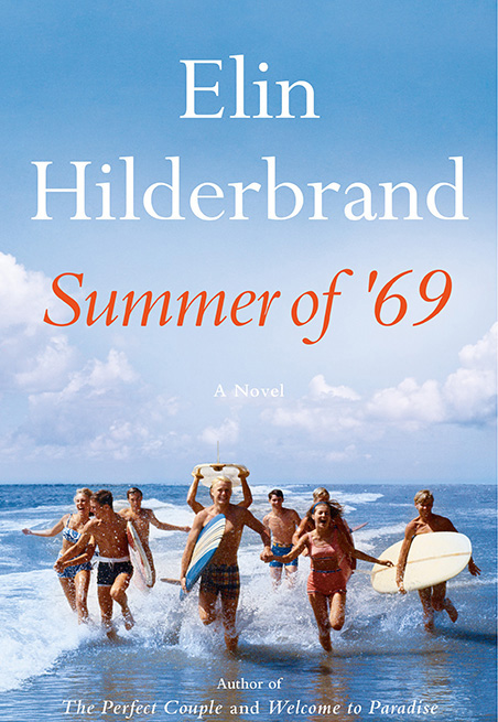 Summer of 69 book cover