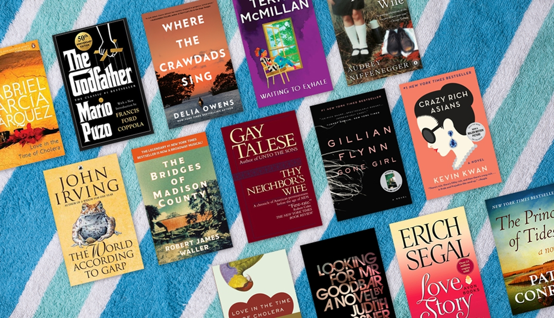 Best-Selling Books to Read This Summer