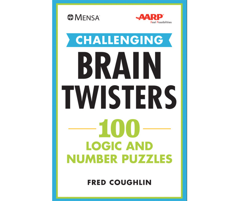Challenging Brain Twisters book cover