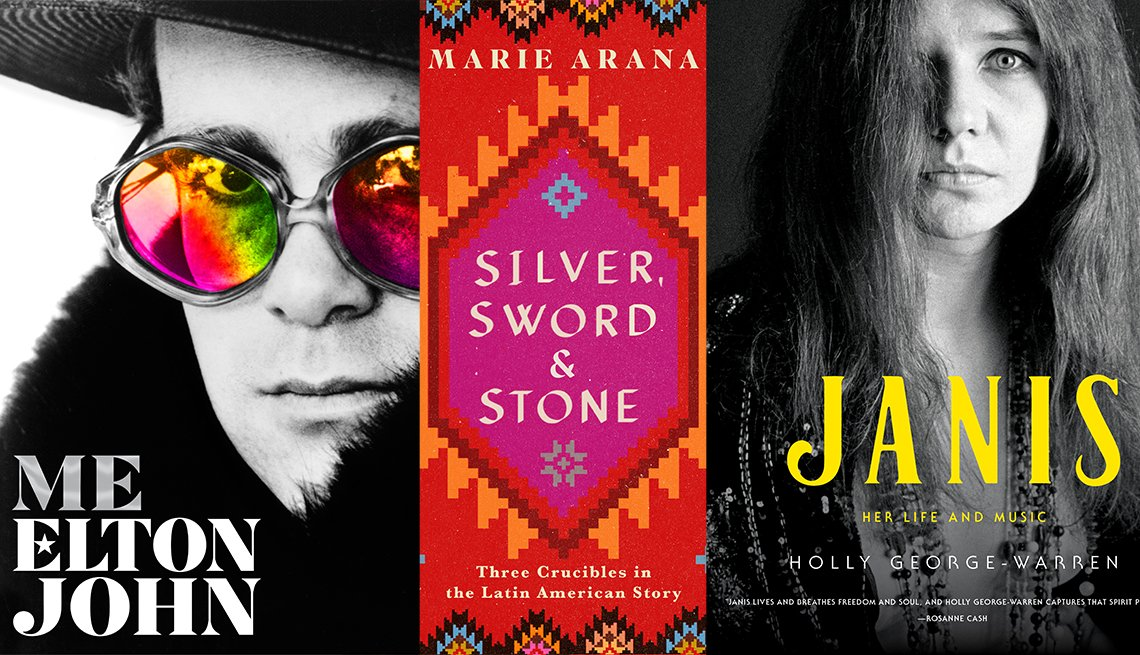 Me, Silver Sword and Stone, Janis book covers