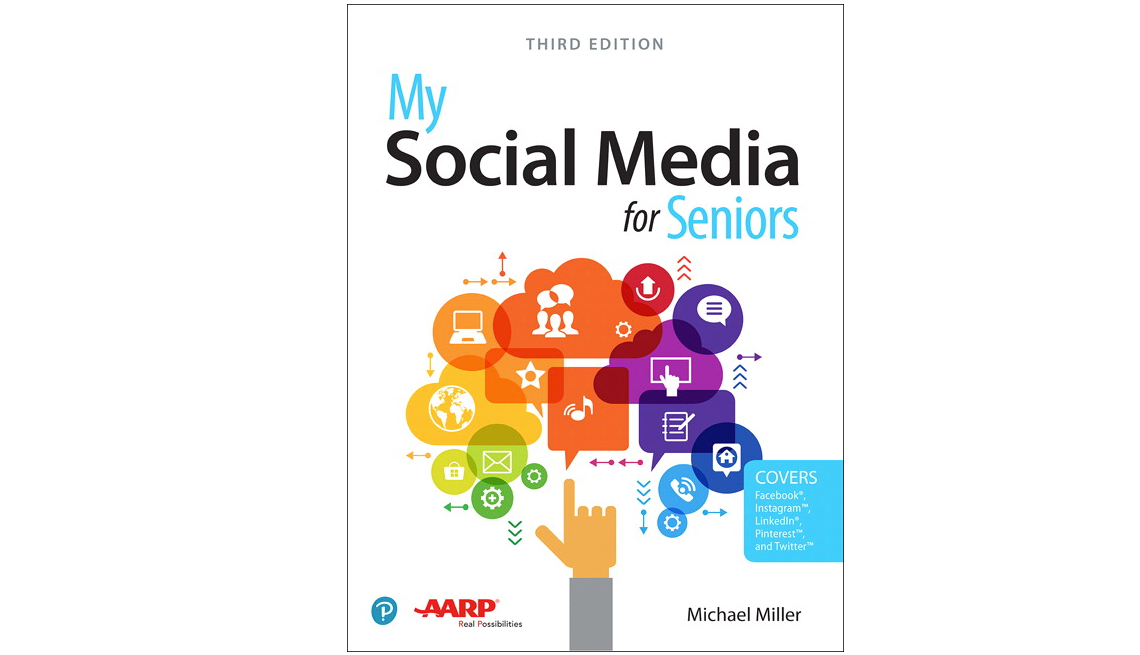 My Social Media for Seniors book cover