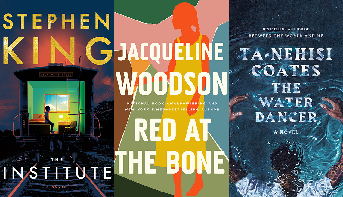 AARP's Favorite Fiction Books for Fall