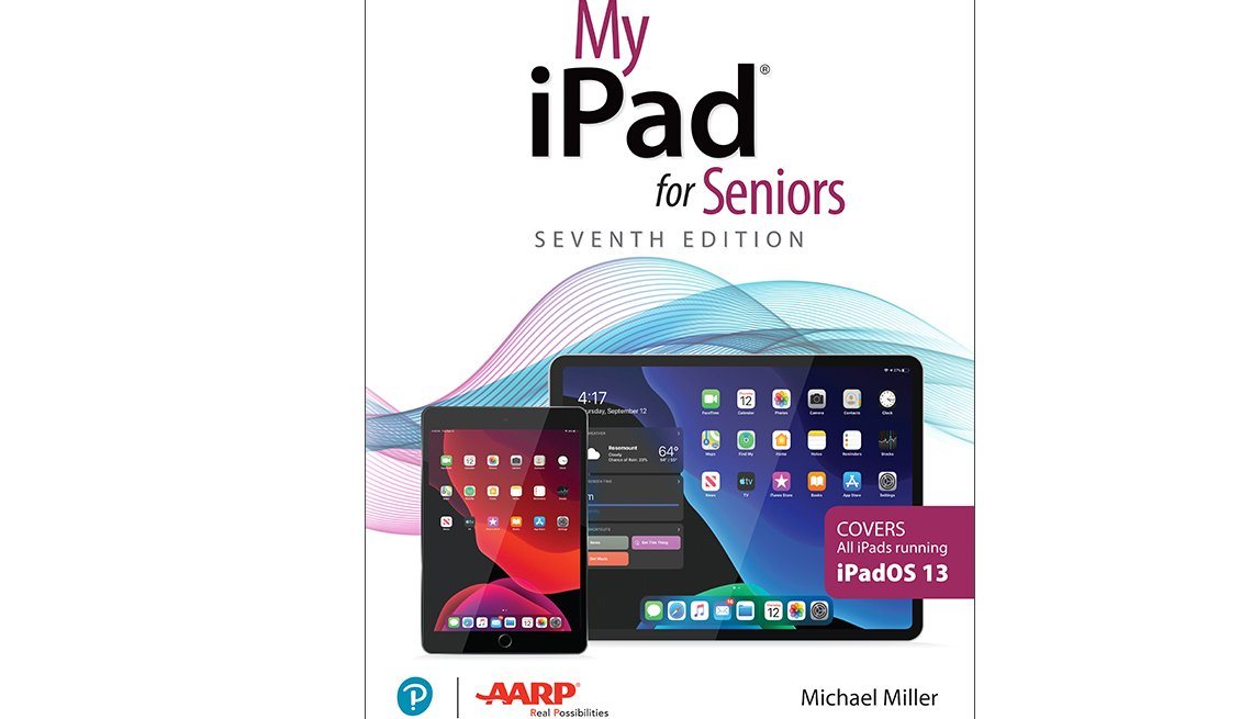 My iPad for Seniors book cover