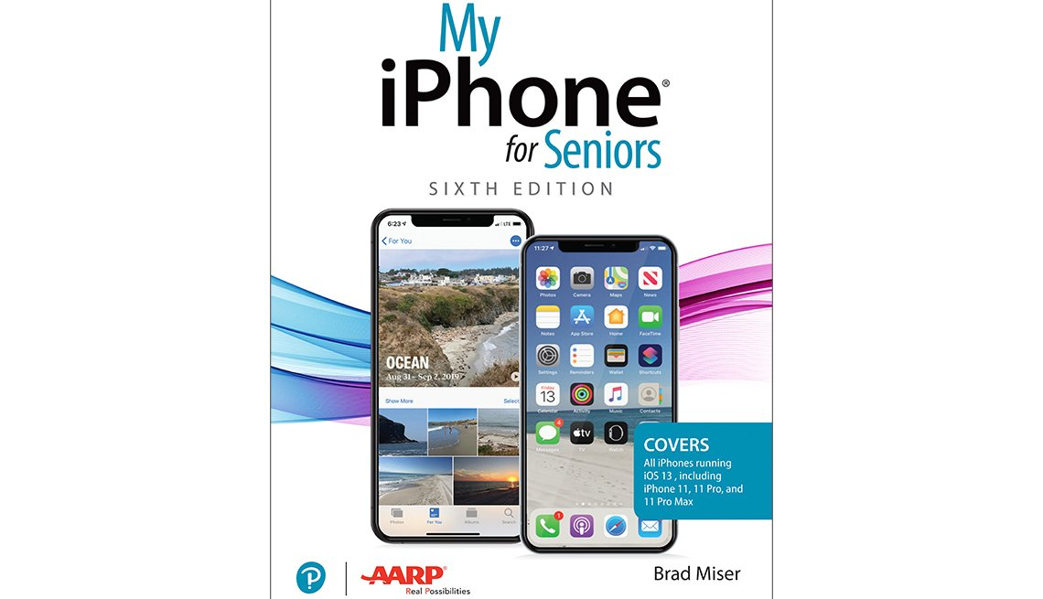 My iPhone for Seniors book cover
