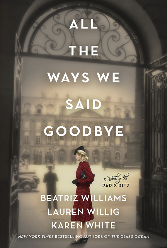 All the Ways We Said Goodbye book cover