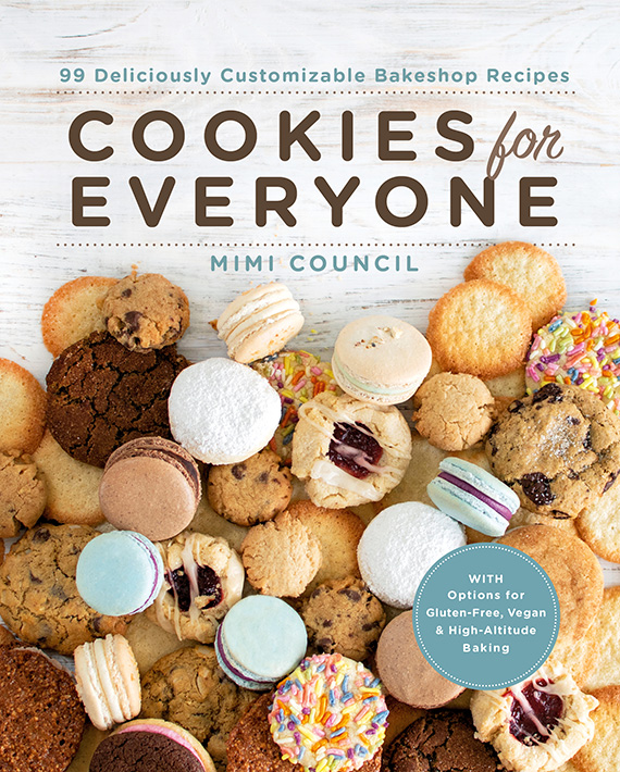 Cookies for Everyone book cover