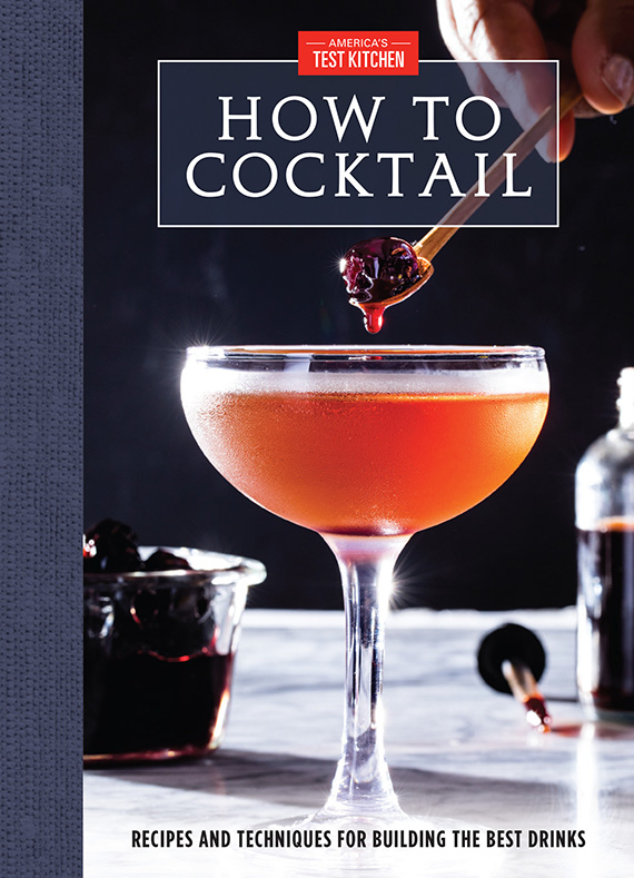How to Cocktail book cover