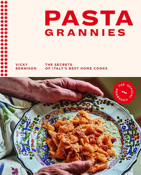 Pasta Grannies book cover