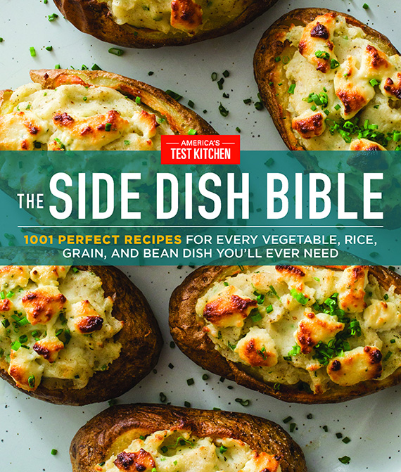 The Side Dish Bible book cover