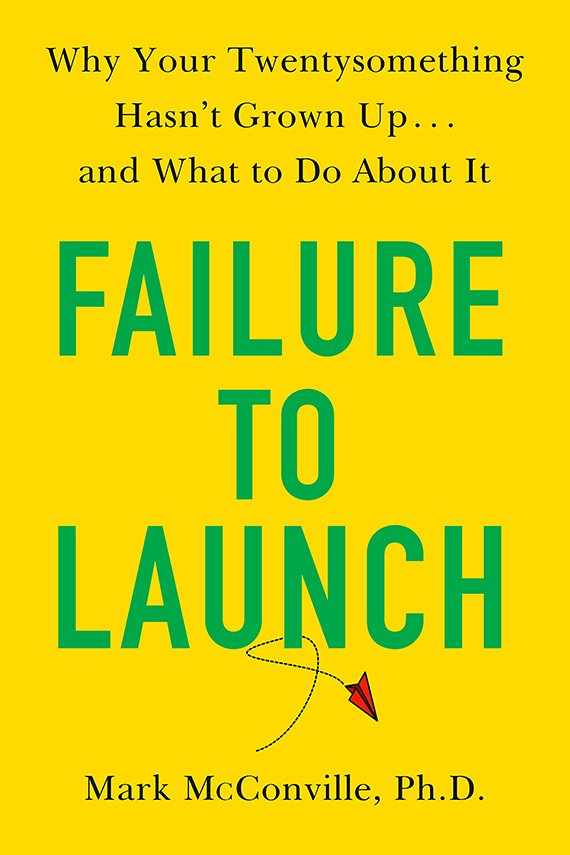 Failure to Launch book cover