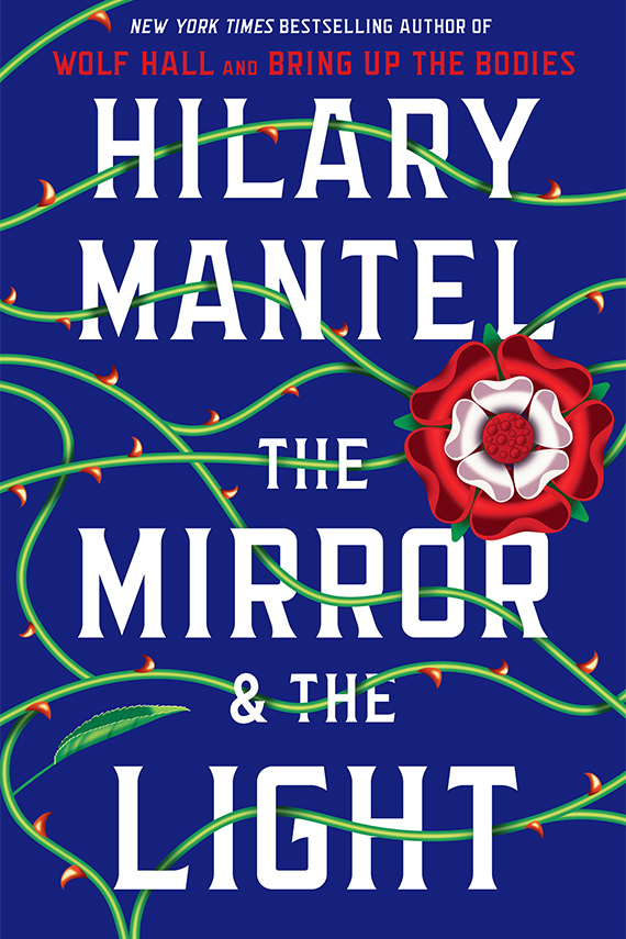 The Mirror and the Light book cover