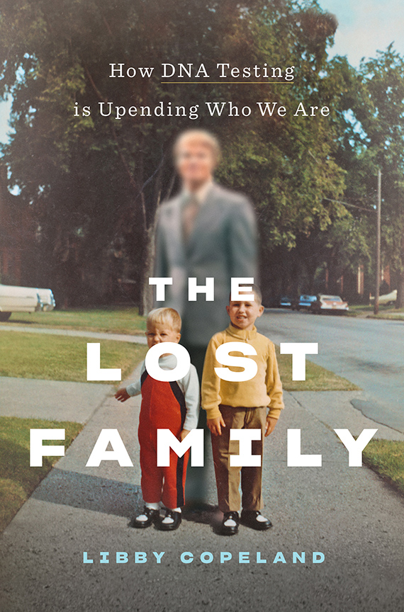 The Lost Family book cover