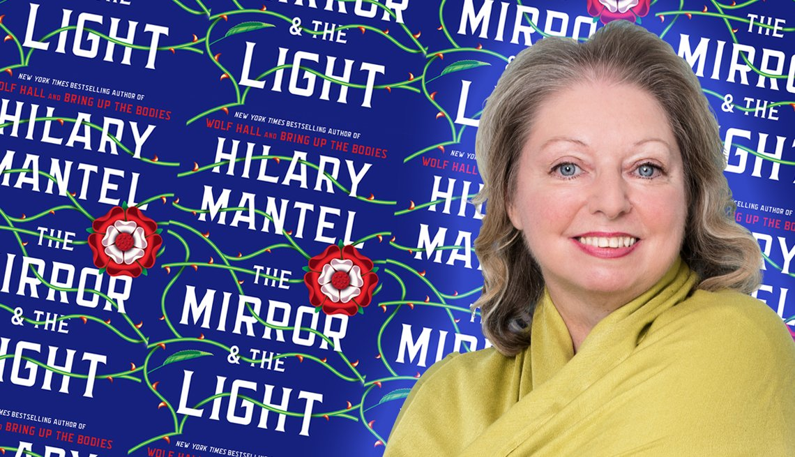 author hilary mantel and her new book the mirror and the light