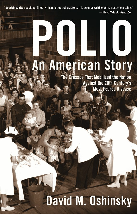 Polio: An American Story book cover