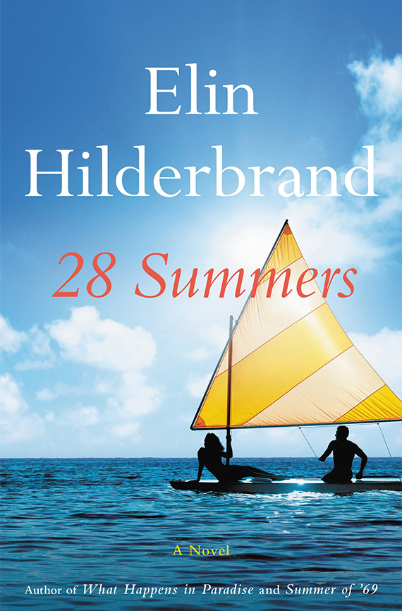 28 Summers book cover