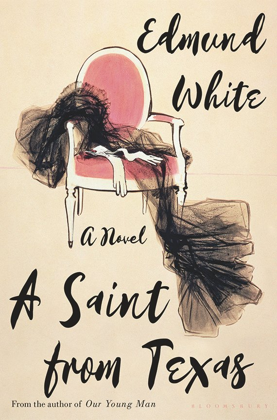 A Saint from Texas book cover