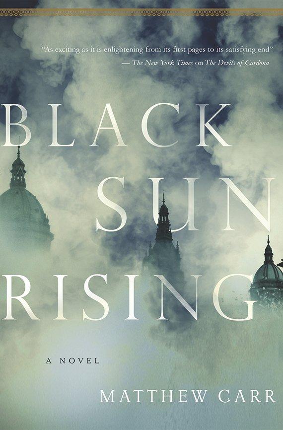 Black Sun Rising book cover