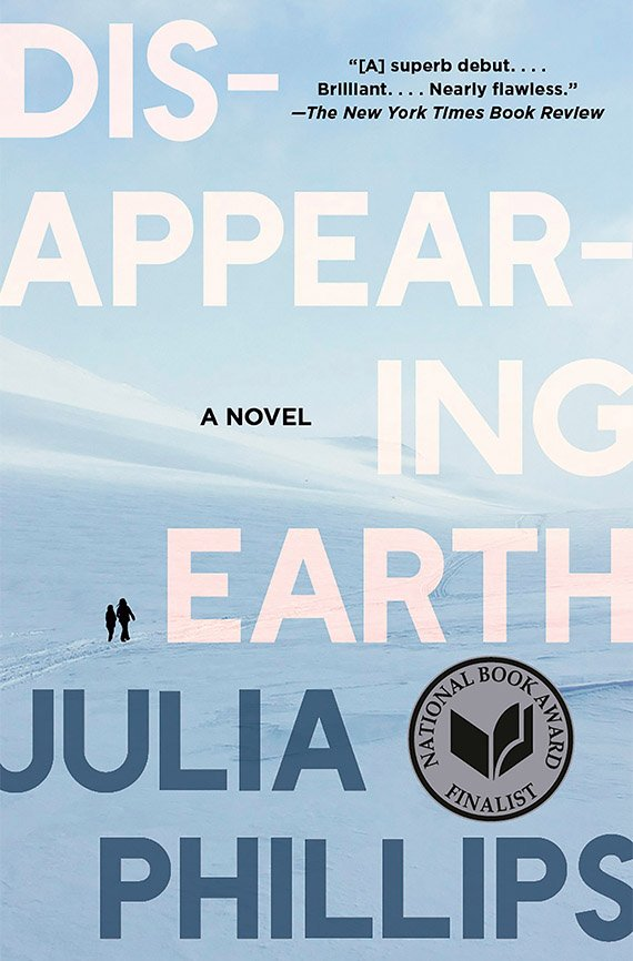 Disappearing Earth, Julia Phillips