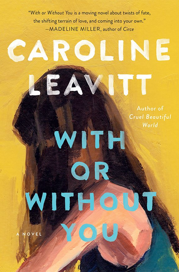 With or Without You book cover