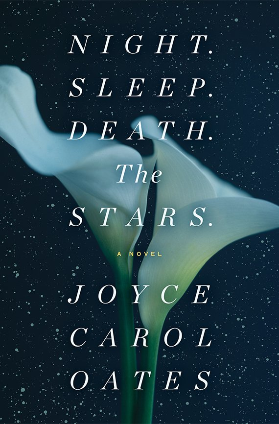 Night, Sleep, Death and the Stars book cover