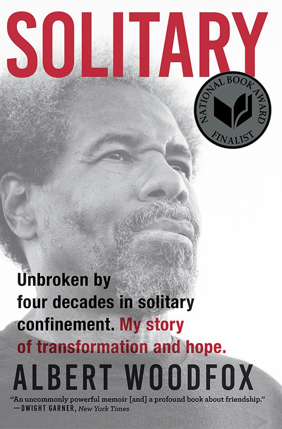 Solitary, Albert Woodfox book cover