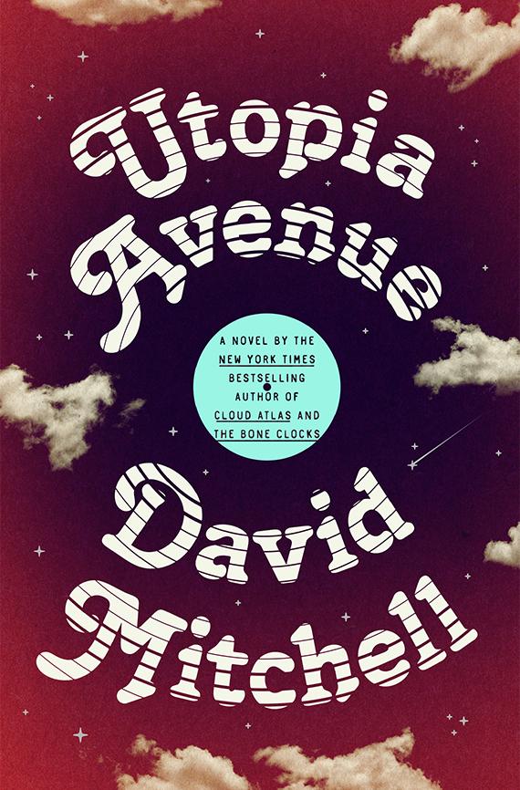 Utopia Avenue book cover