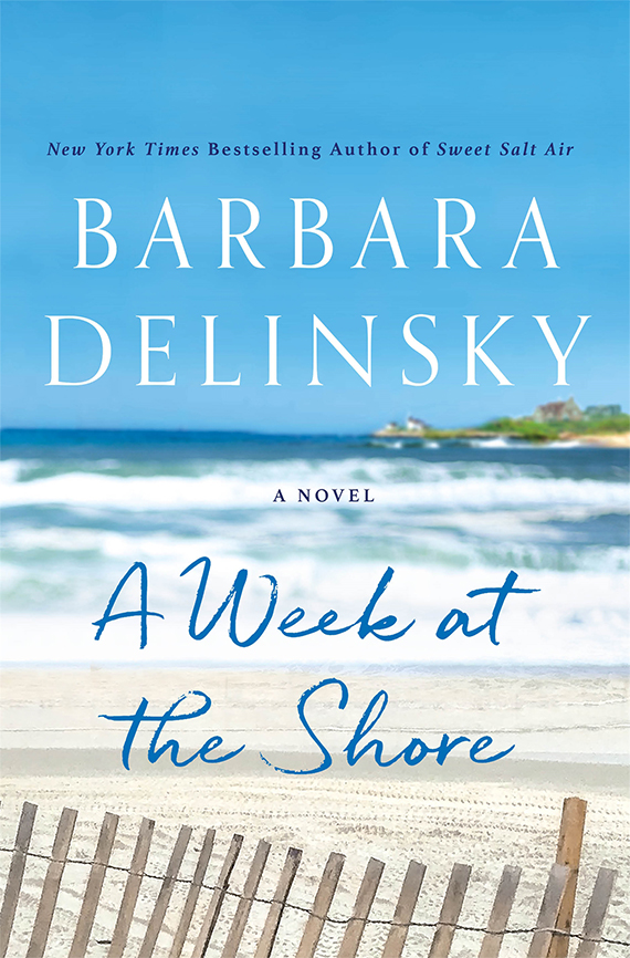A Week at the Shore book cover