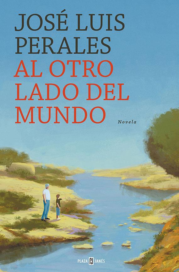 Portada de, Al otro lado del mundo, de José Luis Perales.