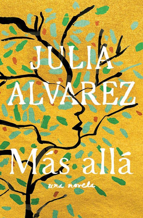 Portada de Más allá, de Julia Alvarez.
