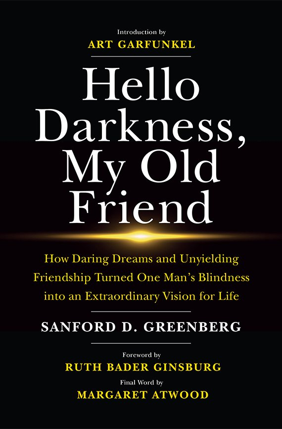 Hello Darkness, My Old Friend book cover