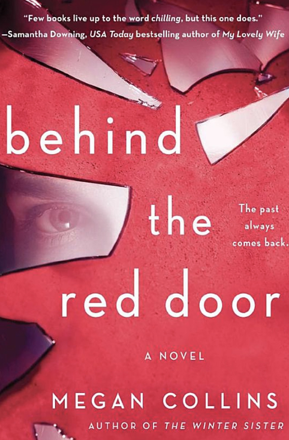 Behind the Red Door book cover