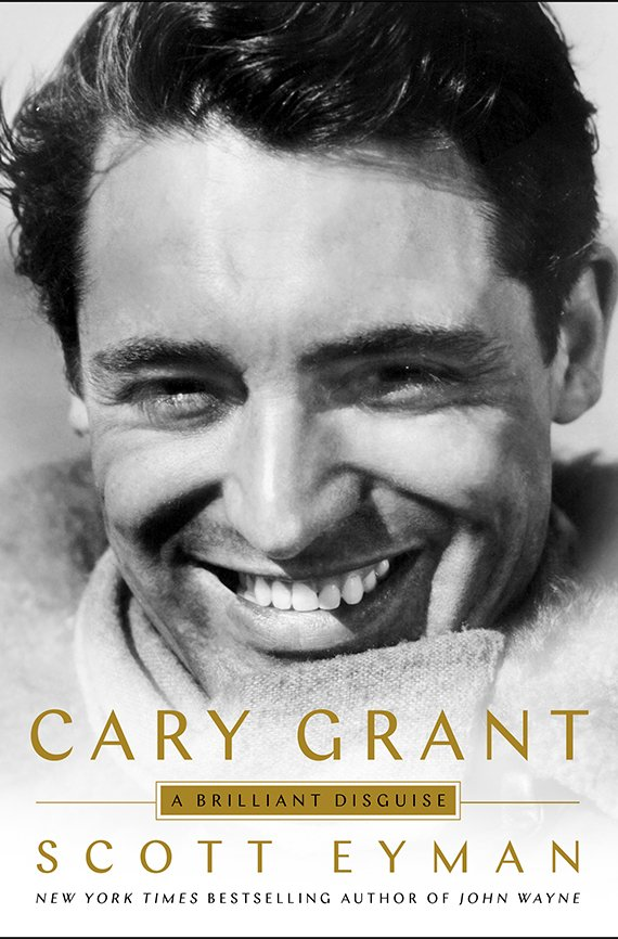 Portada del libro, Cary Grant: A Brilliant Disguise