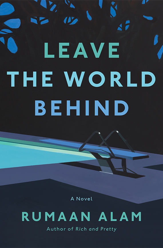 Leave the World Behind book cover