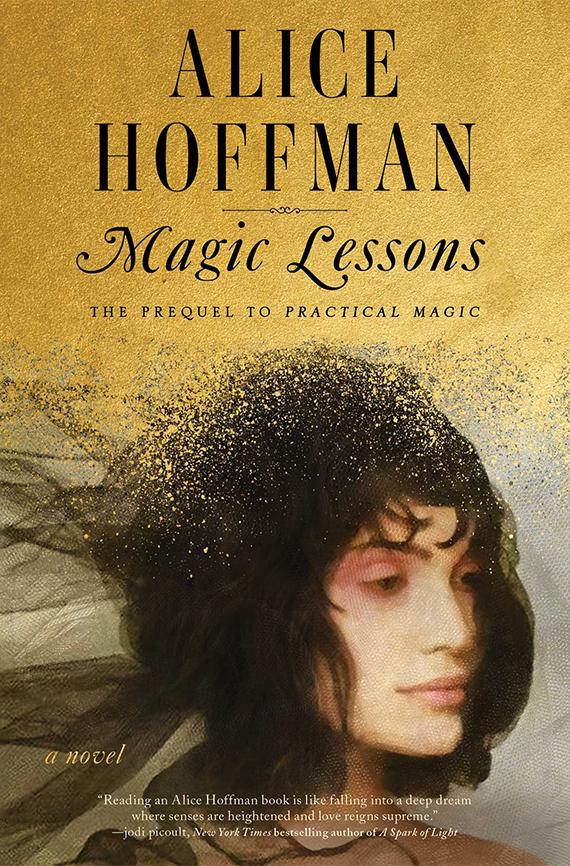 Magic Lessons book cover
